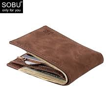 2018 <b>New Men Wallets Small</b> Money Purses Wallets New Design ...