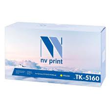 Купить Тонер-<b>картридж NV PRINT</b> (NV-TK-5160Y) для KYOCERA ...