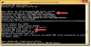 Rearm Office 2013 SP1 – Extend activation grace period – 4sysops