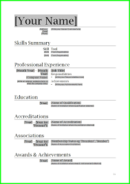 doc professional resume format in word resume resume template professional format freshers cv professional resume format in word