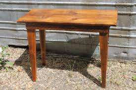 barnwood table using reclaimed barn wood to build harvest tables