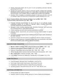 good resume examples skills resume templates good cv examples skills