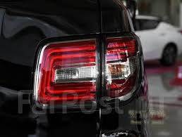 <b>Задние</b> фонари (<b>Штатные LED</b>) Nissan Patrol (Y62) 2010-2017 ...