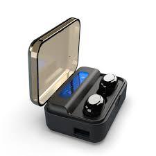TWS <b>S590 LED</b> Digital <b>Display</b> wireless Headphones <b>Bluetooth</b> 5.0 ...