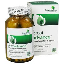 Futurebiotics <b>Prostadvance Natural Prostate Support</b> Vegetarian ...