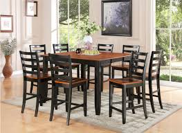 Dining Room Table And 8 Chairs Captivating Tall Dining Room Table Sets Picture Cragfont