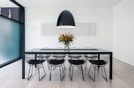 original ultramodern dining room sets distance of dining room light from table for ultra modern decor