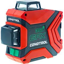 Лазерный <b>нивелир CONDTROL GFX360</b>-3 1-2-222 в Самаре ...