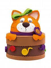Шкатулка <b>своими руками Danko</b> Toys EMB-01-06 Embroldery Box ...