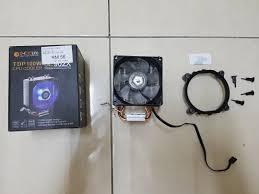<b>ID Cooling SE 902X</b> cpu cooler, Electronics, Computer Parts ...