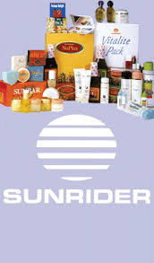 Sunrider cosmetics products