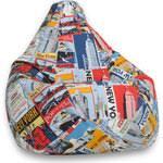 Купить <b>Кресло</b>-<b>мешок DreamBag New York</b> XL 125х85 недорого в ...