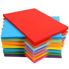AAY-<b>100 Color Copy</b> Paper 180G A4 Print Copy Paper Transfer ...