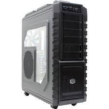 <b>Корпус Cooler Master HAF</b> X без БП с окном — купить, цена и ...