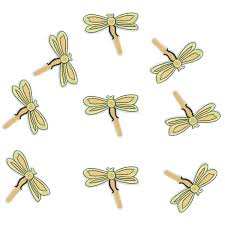2019 <b>Dragonfly</b> Badges Patches For Clothing Iron <b>Embroidered</b> ...