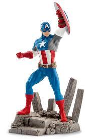 <b>Капитан Америка Schleich</b> арт 21503/12013/W18071366942 ...