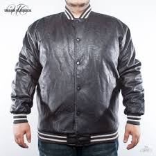 <b>КУРТКА URBAN CLASSICS LEATHER</b> COLLEGE <b>JACKET</b>