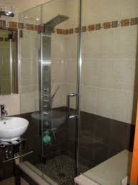 Contemporary Showers Bathrooms Contemporary Shower Doors Project Glass Mirror Store