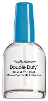 <b>Базовое и верхнее покрытие</b> для ногтей Double Duty 13,3мл от ...
