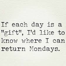 Monday quote Awesome weekend = too much to do on Monday :( | Words ... via Relatably.com