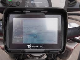 <b>Навигатор Navitel G550</b> Moto