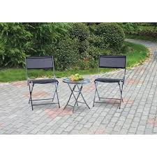 crossman piece outdoor bistro: buy mainstays crossman  piece outdoor bistro set ii with arms seats  in cheap price on alibabacom