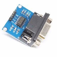5PCS MAX3232 <b>RS232 Serial</b> Port To TTL Converter <b>Module</b> ...