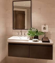 design basin bathroom sink vanities: view in gallery sporadic presence of natural green to liven up the floating sink cabinet