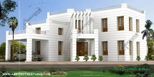 Kerala House Designs and floor plans square feet contemporary style kerala home design