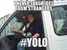 Proper Use of YOLO - WeKnowMemes Generator via Relatably.com