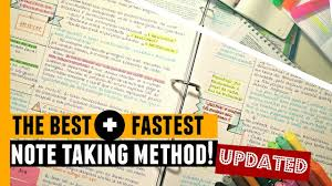 the best fastest note taking method updated the best fastest note taking method updated