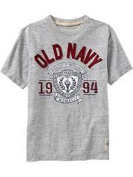 Boys Graphic Applique-Crew Tees | Мужские футболки, Футболки ...
