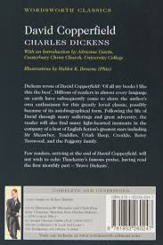 david copperfield wordsworth classics charles dickens david copperfield wordsworth classics charles dickens 9781853260247 com books