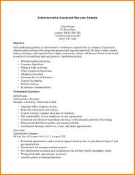 resume examples executive assistant resume objective objective for resume examples executive assistant resume samples administrative assistant resume executive assistant resume objective