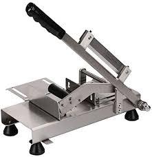 NEWTRY Meat Cutter <b>Manual Household</b> Cutting Machine Multi ...