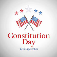 Constitution Day (Citizenship Day) 2019 - National Awareness Days ...