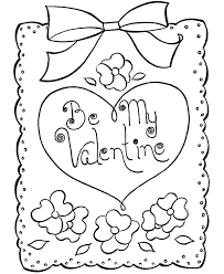 Small Picture valentines day coloring pages Valentines Day or Saint