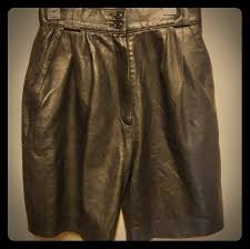 <b>Vintage</b> Shorts | Evan Arpelli <b>Unisex Genuine Leather</b> | Poshmark