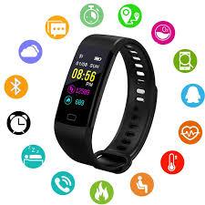 <b>BANGWEI Smart</b> Bracelet Wristwatch Men Sport Watch <b>Fitness</b> ...