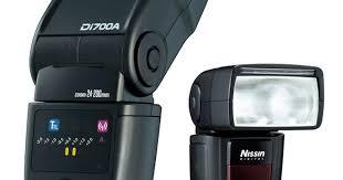 <b>Вспышка Nissin Di700A</b> для камер Micro 4/3 появится в продаже с ...