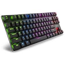 <b>Игровая клавиатура Sharkoon PureWriter</b> TKL RGB