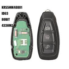 <b>jingyuqin Smart Remote</b> Key For Ford Focus C Max Mondeo Kuga ...