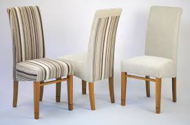 Fabric Chairs For Dining Room Post Upholstered Brilliant Dining Space Which Has Dining Room Sets