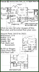 Small Expandable House Plans   House Plans for Small Budgets D Images For CHP BS     AD   Expandable Story
