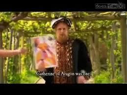 HORRIBLE HISTORIES - The Wives of Henry VIII (Terrible Tudors ... via Relatably.com