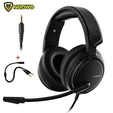 <b>NUBWO N12 PS4</b> Headset Gaming Earphone With Microphone for ...