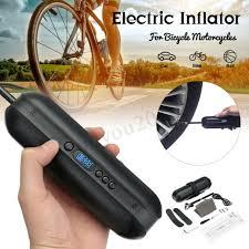Cycplus USB <b>Digital</b> Pro <b>Automatic Air Pump Inflator Electric</b> Car ...