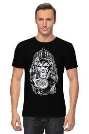 Футболка классическая The <b>Lion</b> #736753 от Troy - Angel по цене ...