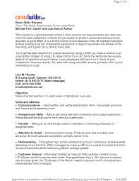 cover letter examples of resume skills examples of resume cover letter cover letter template for skill set examples resume sample skills section xexamples of resume