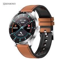 <b>SENBONO S80 IP68 Waterproof</b> Smart Watch - MonkeyECHO